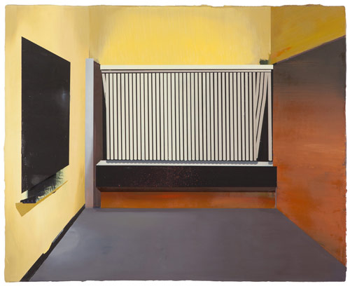 Artist painter Aaron Koehn
