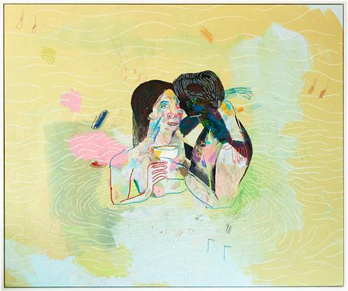 Artist Andy Dixon