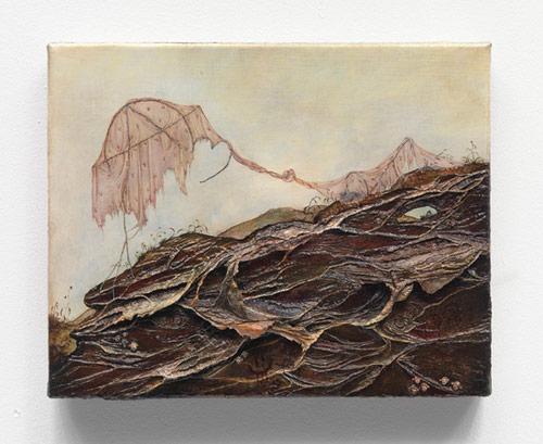Artist painter Anj Smith