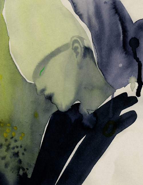 Illustrator Cecilia Carlstedt