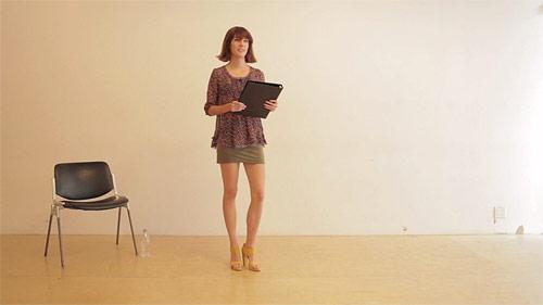 The Audition by Celia Rowlson-Hall
