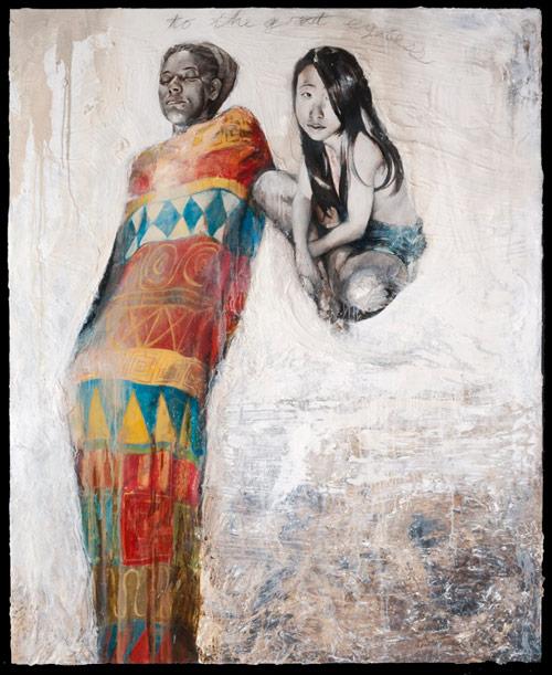 Artist painter Jason Shawn Alexander