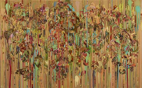 Artist painter Jordan Martins