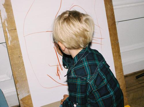 Artist Malin Gabriella Nordin