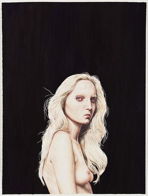 Artist painter Serena Cole