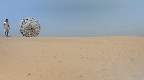 The Mine Kafon by Massoud Hassani directed by callum cooper