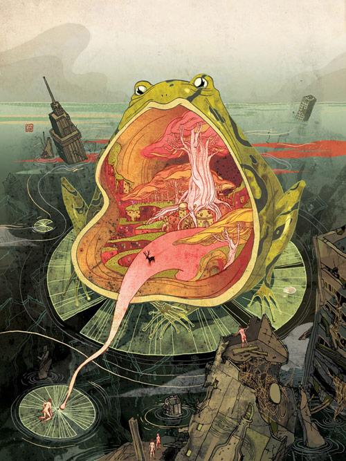Illustrator Victo Ngai