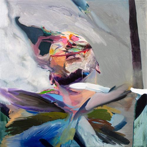 Artist painter Winston Chmielinski