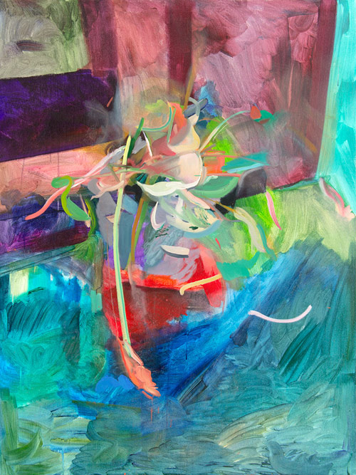 Artist painter Winston Chm