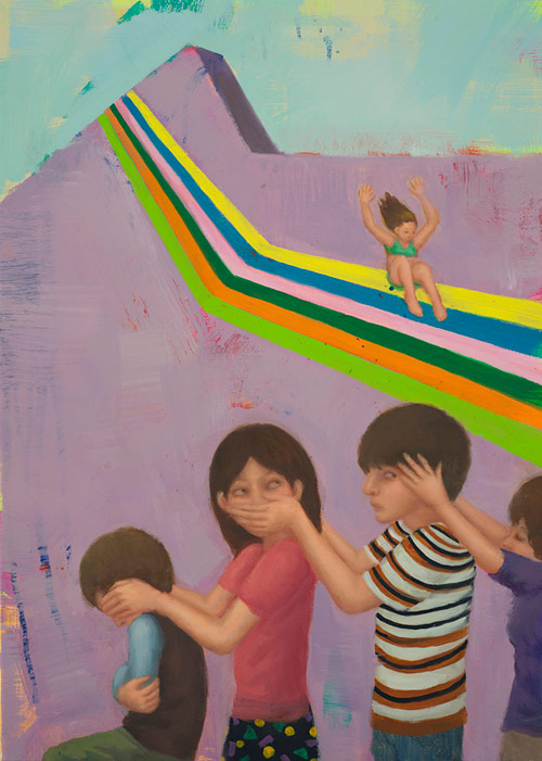 Artist painter Yuanyuan Yang