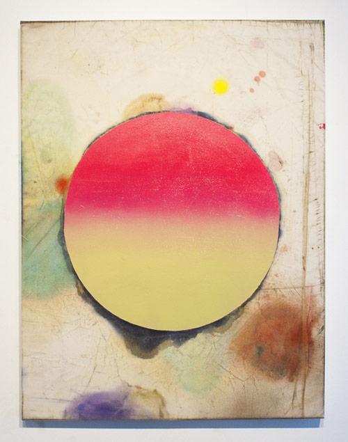 Artist painter Andrew Brischler