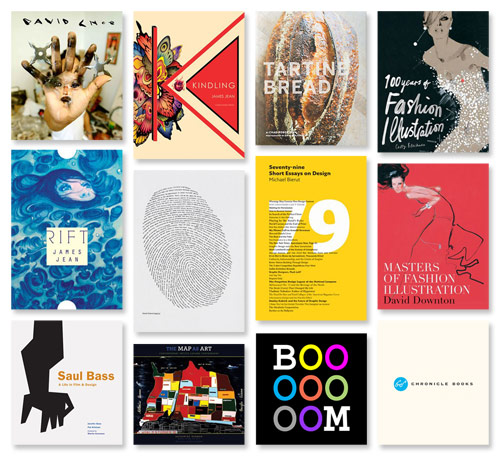 Chronicle Books + Booooooom / Give Books Giveaway