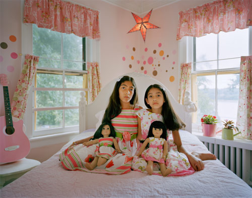 American Girls by photographer Ilona Szwarc