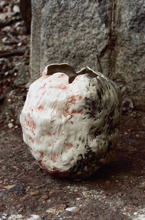 Ceramics by artist Jessica Hans
