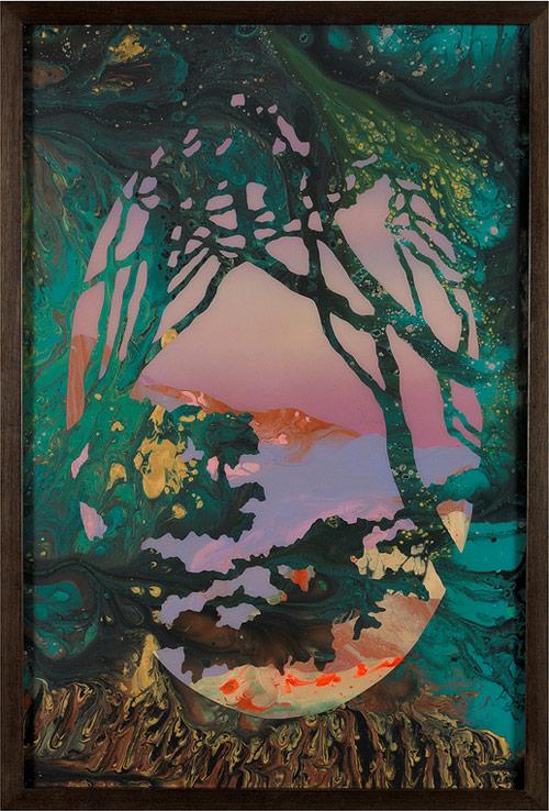 Artist painter Kate Shaw