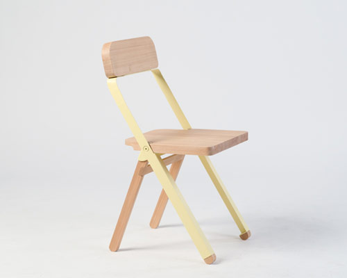 Profile Chair by designers Calen Knauf and Conrad Brown