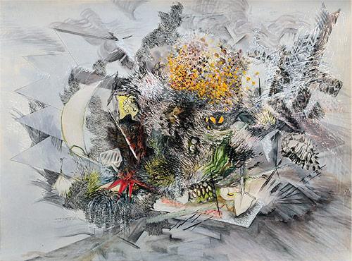 Artist Marci MacGuffie