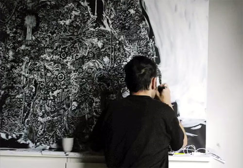 Artist Monsieur Qui
