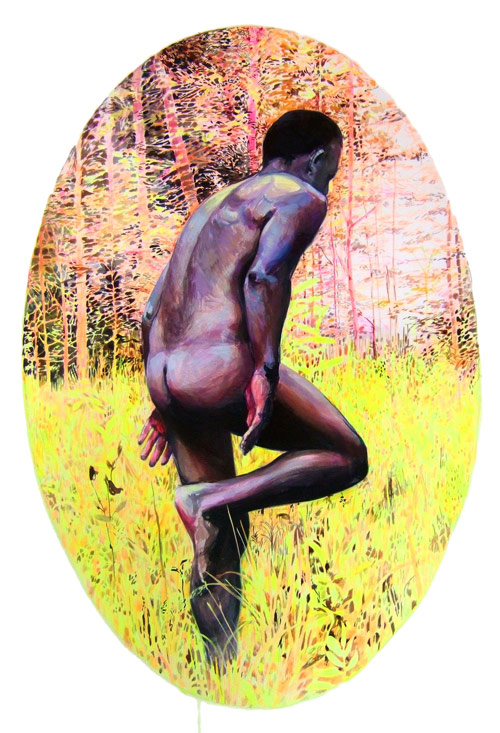 Artist painter Robin F. Williams