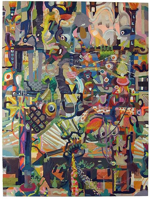 Artist painter Simon Redekop