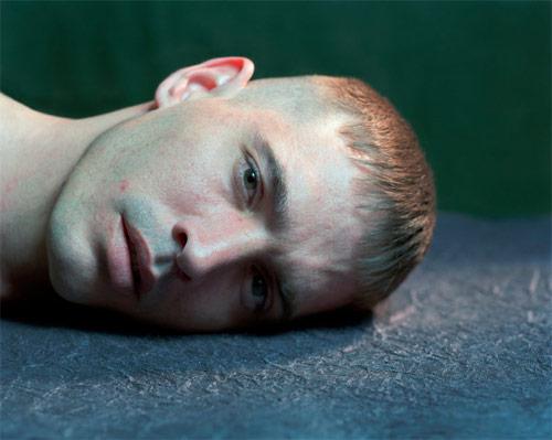 Photographer Suzanne Opton