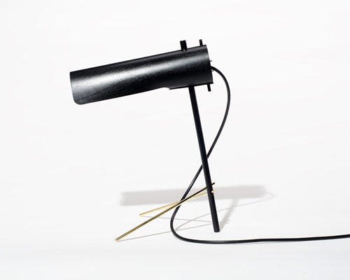 Flight Lamp by Calen Knauf