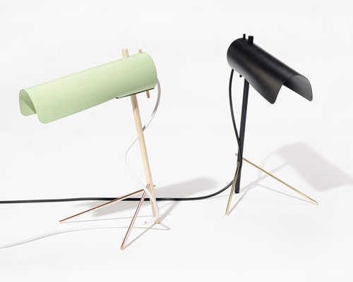 Flight Lamp by Calen Knauf