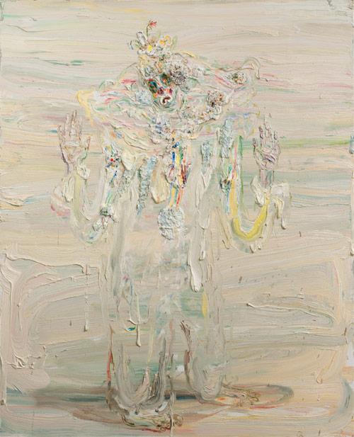 artist painter Allison Schulnik