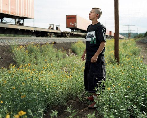 Photographer Jesse Chehak