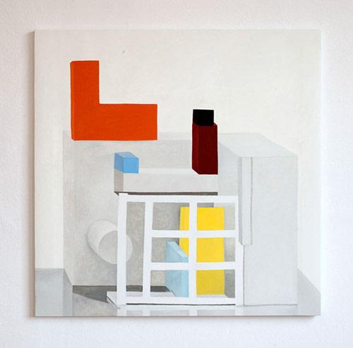 Artist painter Nathalie Du Pasquier