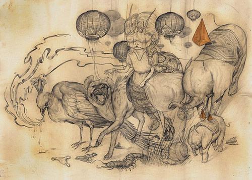 Illustrator Nomi Chi