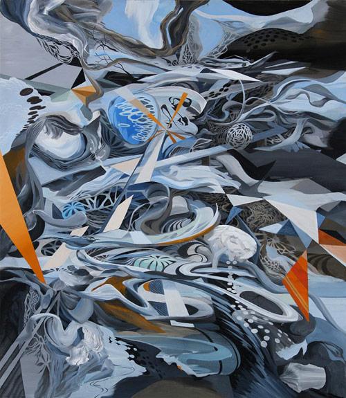 Oliver Vernon artist painter