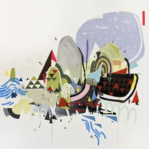 Scott Sueme paintings