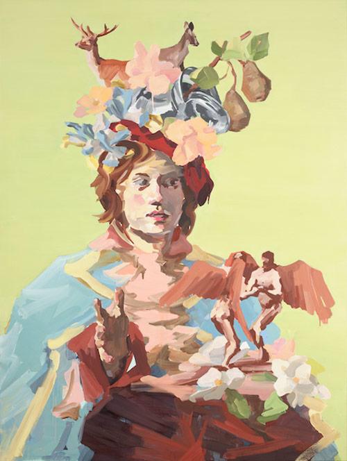 Painter Stefan Dunlop