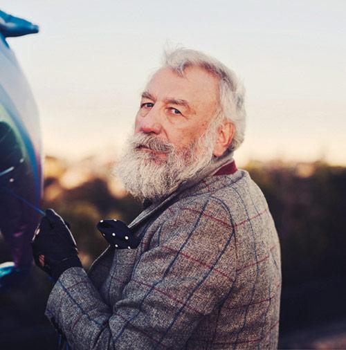 Photographer Viktor Gårdsäter