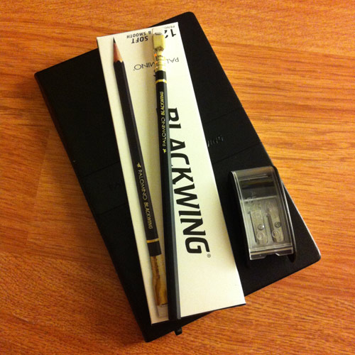 Palomino Blackwing Pencil Giveaway
