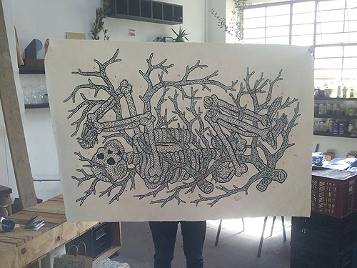 artist Bruce Mackay