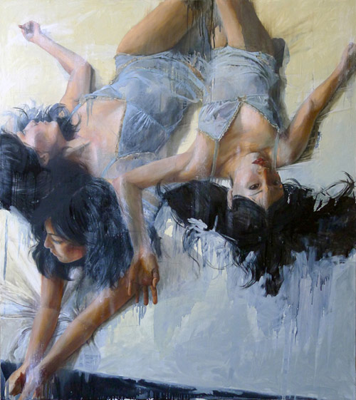 Christine Wu art paintings