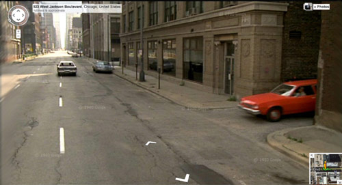 Tumblr of the Week: Google Street Scene