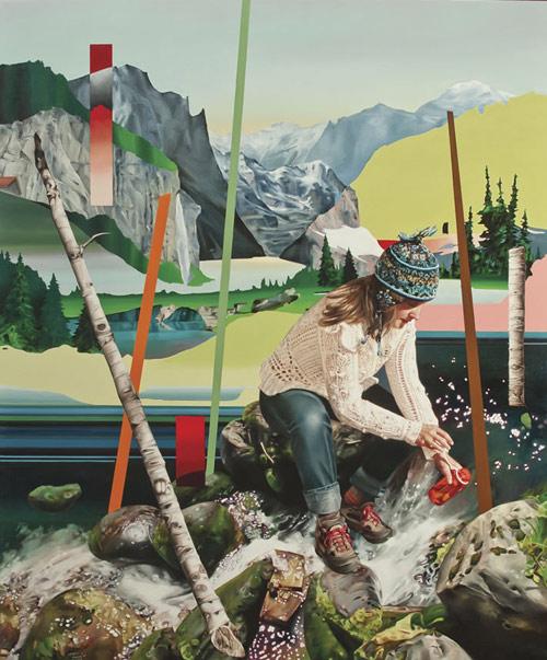 Artist Painter Jennifer Nehrbass