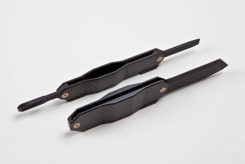 Zai Higo tools by designer Kacper Hamilton
