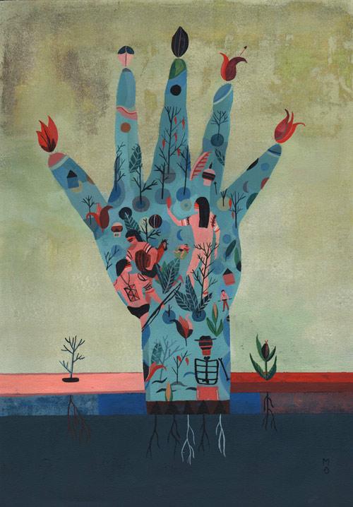 illustrator Marta Slawinska