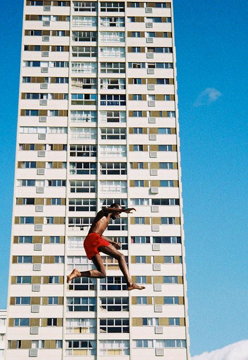 Photographer Nico Krijno
