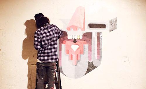 Mural by Simple