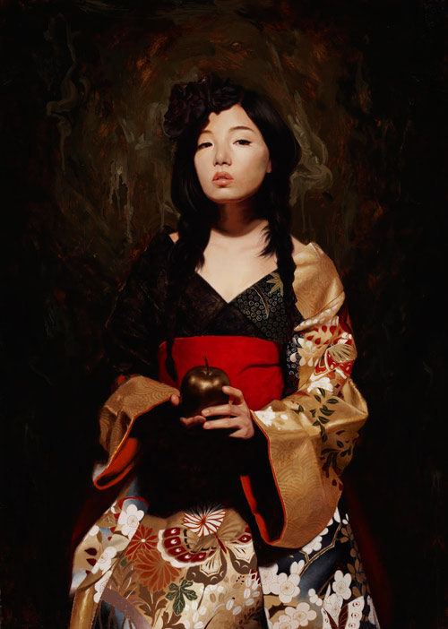 Soey Milk |Painting / oil on Canves