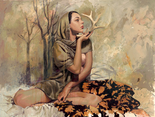 artist painter soey milk