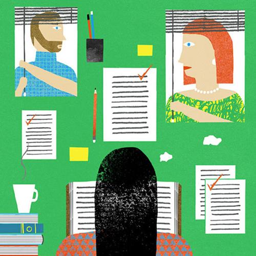 Berliner Cristóbal Schmal editorial illustrations
