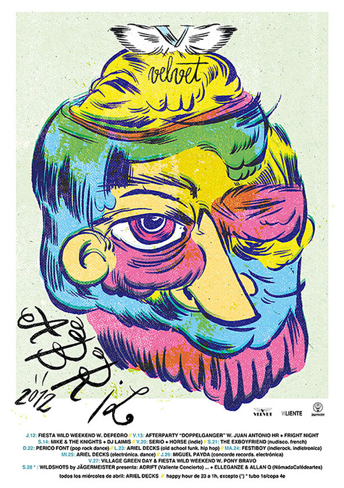 Braulio Amado illustrations design