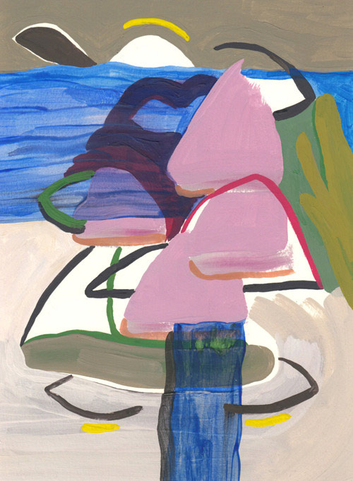 Artist Kim Westfall