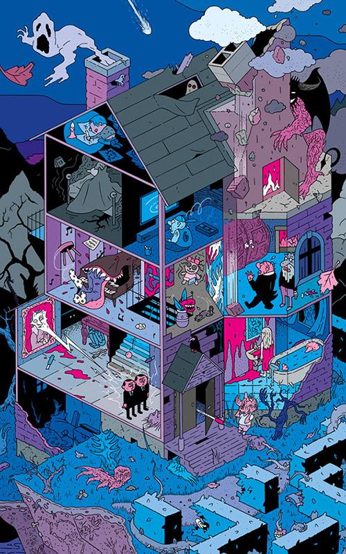 Tommi Musturi comics